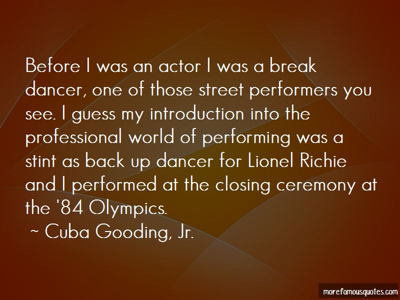 Quotes About Closing Ceremony