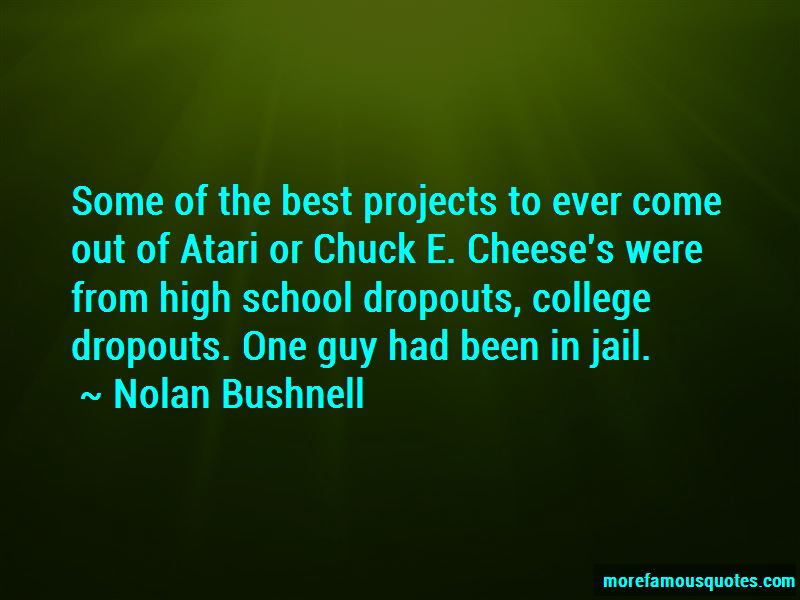 Quotes About College Dropouts