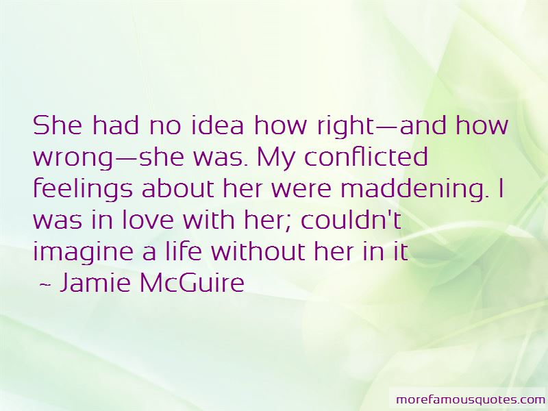 Conflicted Love Quotes Pictures 3