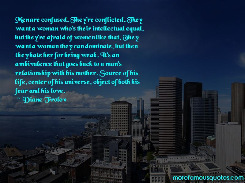 Quotes About Conflicted Love
