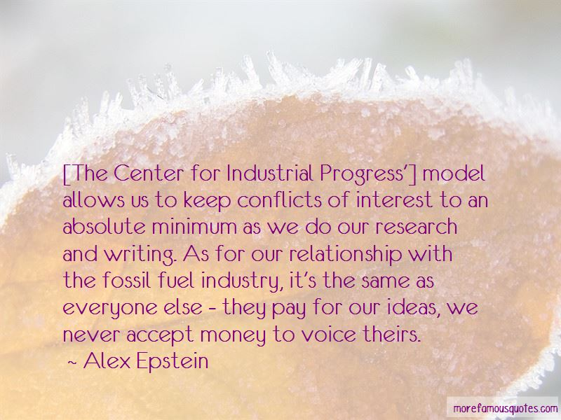 Conflicts Of Interest Quotes Pictures 4