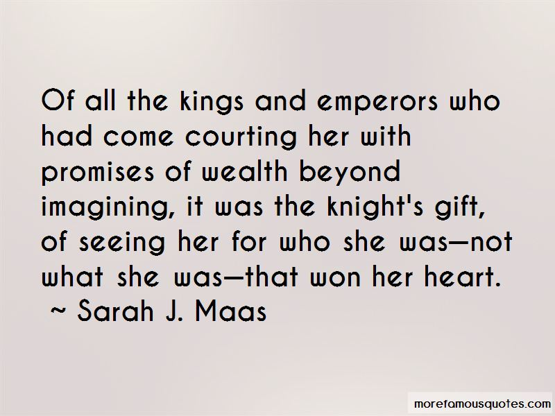 Quotes About Courting Her