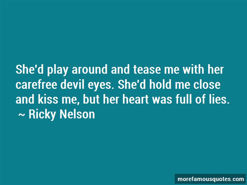 Quotes About Devil Eyes