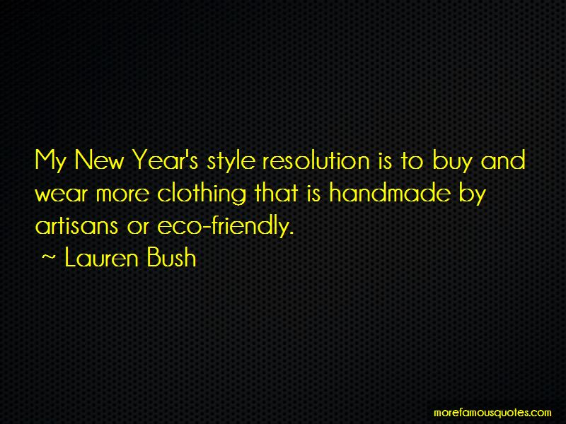 Quotes About Eco Friendly Clothing