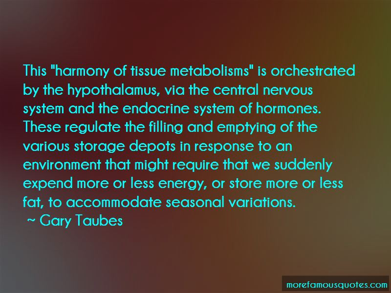 Endocrine System Quotes Pictures 2