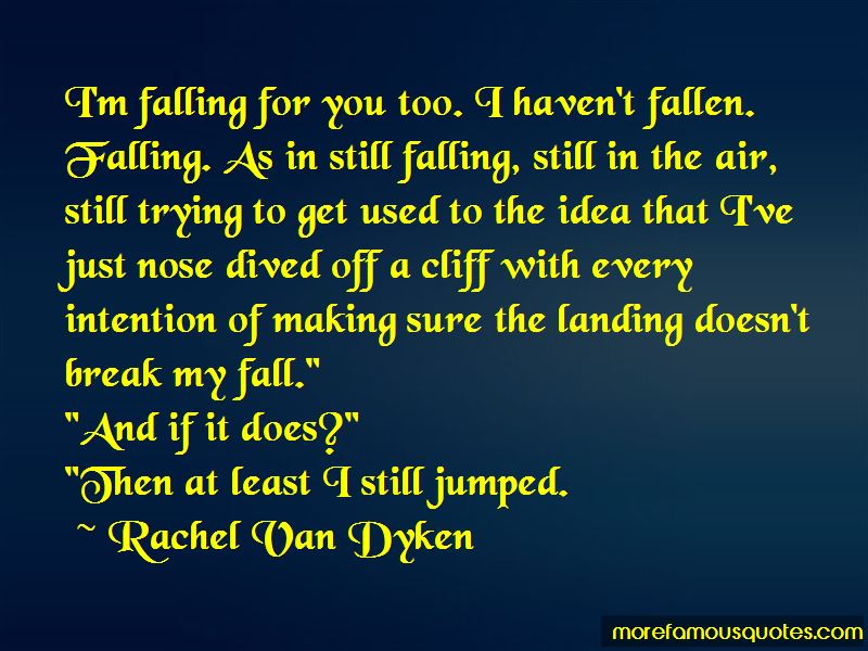 Falling For You Quotes Pictures 2
