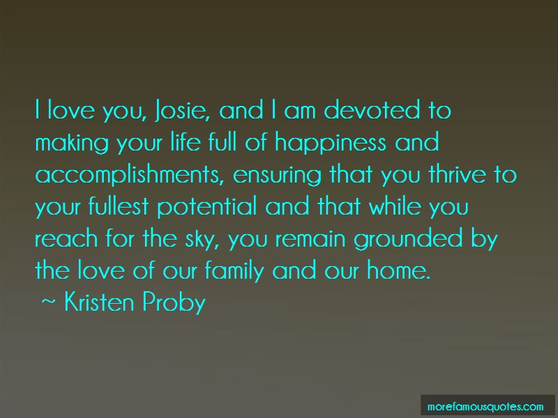 Family Life And Happiness Quotes Pictures 3