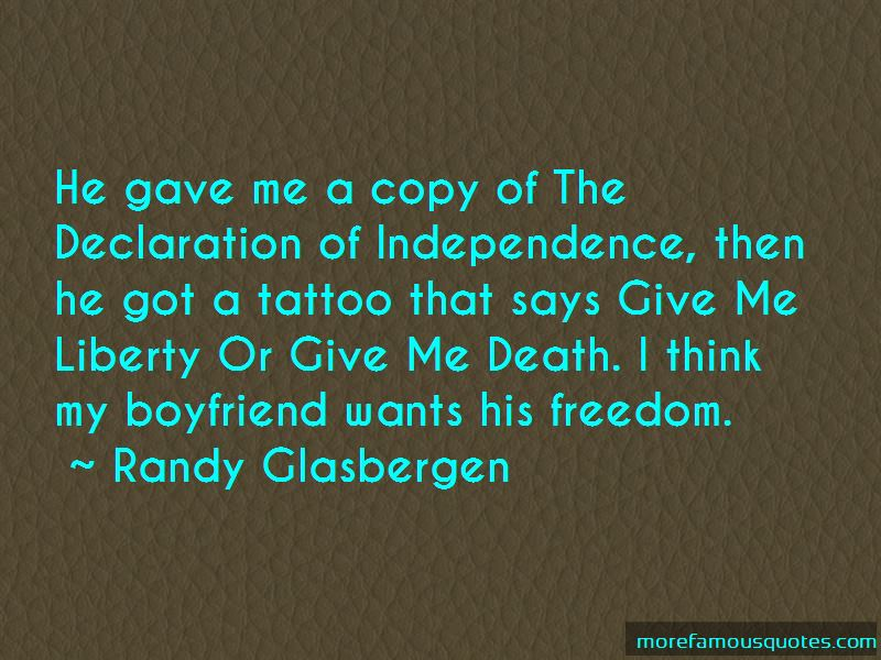 Quotes About Freedom For Tattoo