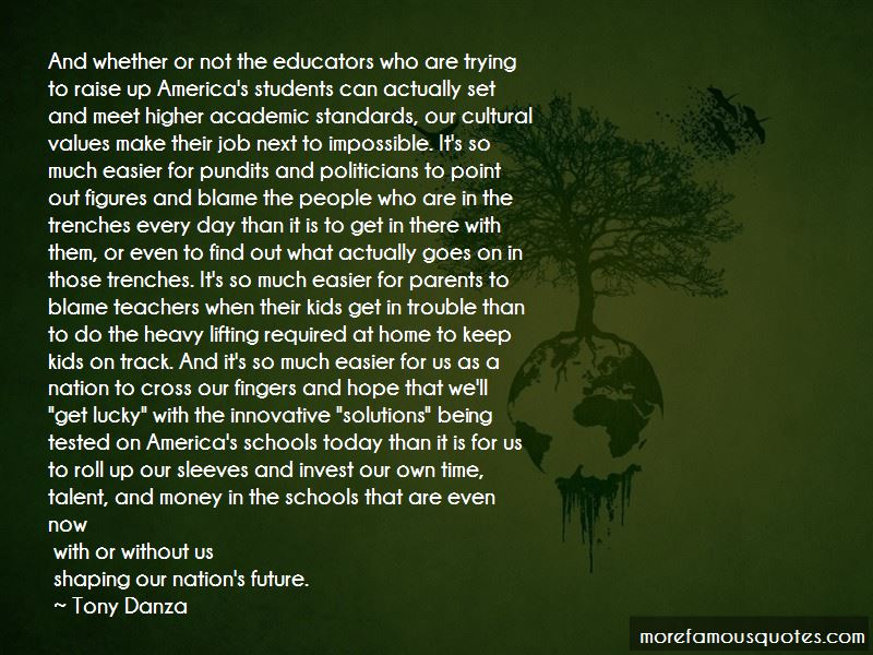 Quotes About Future Educators