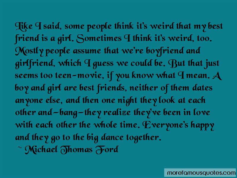 Quotes About Girl And Boy Best Friends