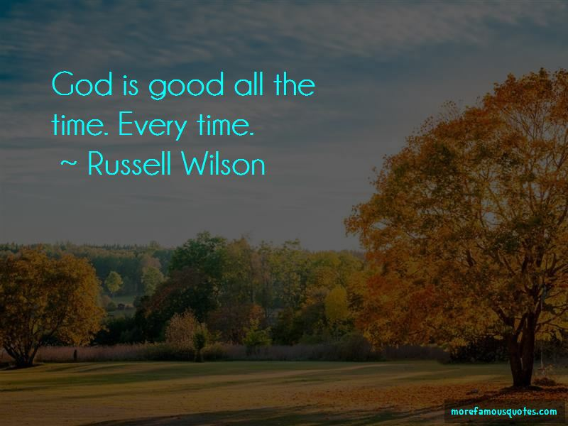God Is Good All The Time Quotes Pictures 2