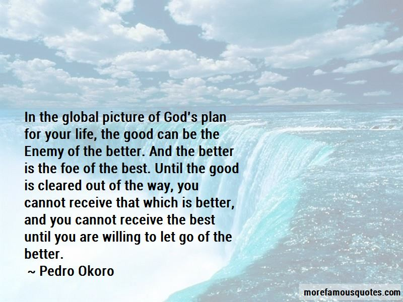 Quotes About God's Plan For Your Life Top 60 God's Plan For Your Extraordinary Gods Plan Quotes