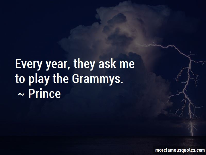 Quotes About Grammys