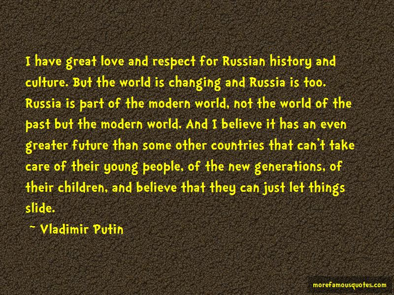 Quotes About History Changing The Future
