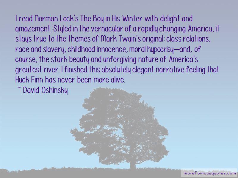 huck finn theme quotes