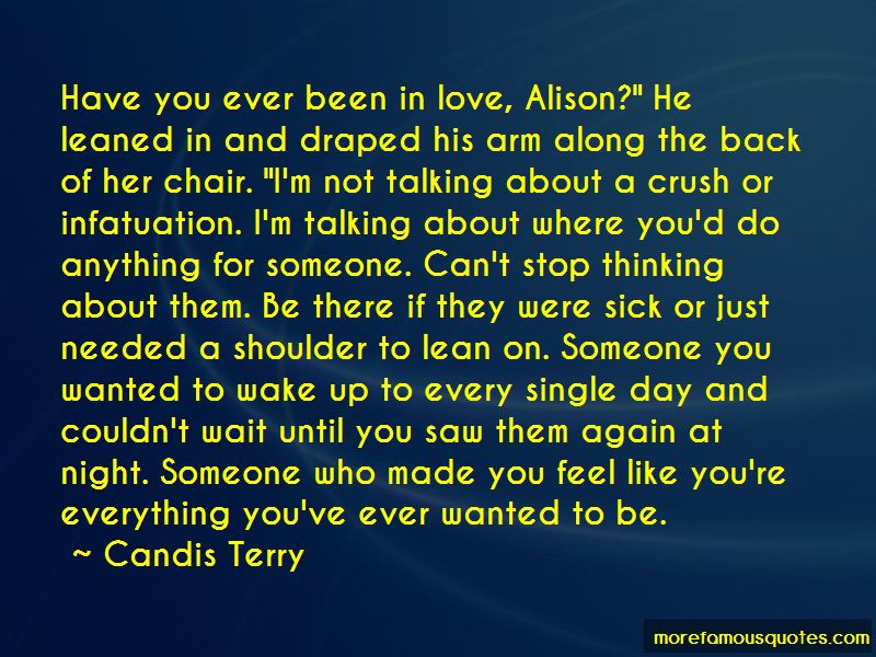 Quotes About Infatuation