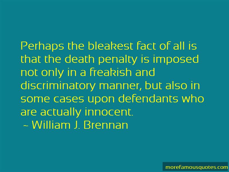 Quotes About Innocent Death