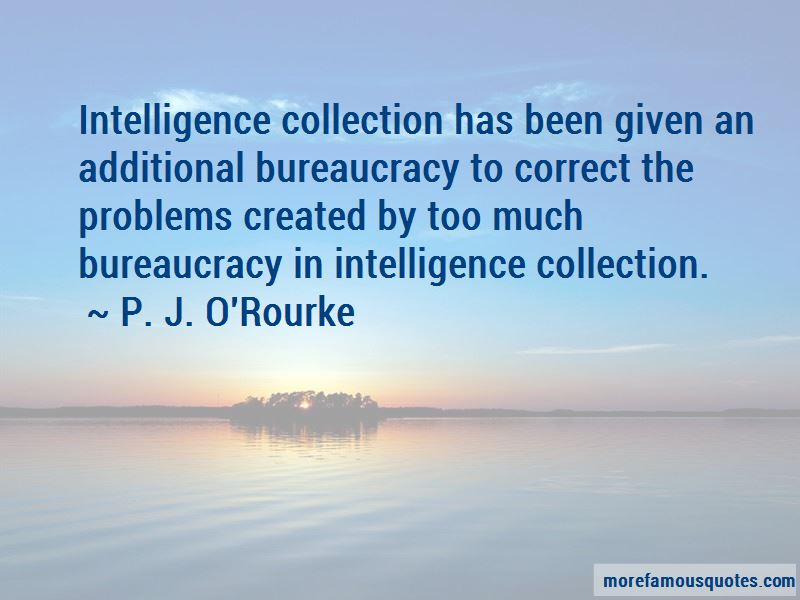 Quotes About Intelligence Collection
