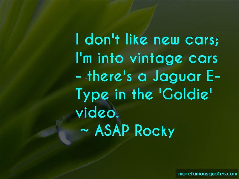 Quotes About Jaguar Cars