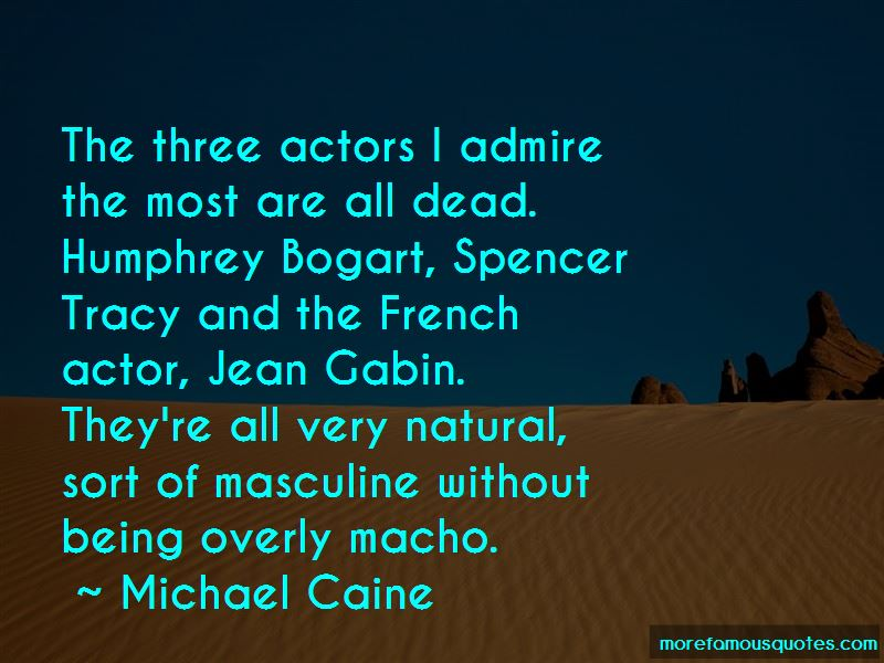 Quotes About Jean Gabin
