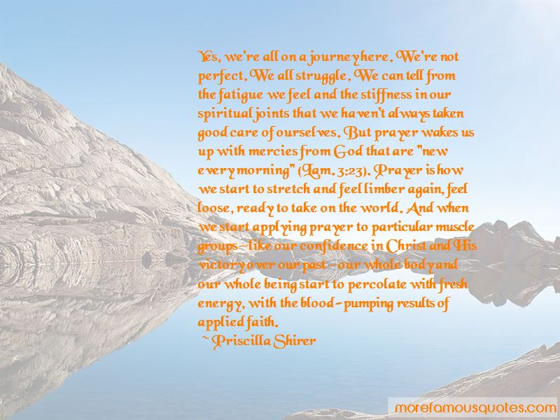 Quotes About Journey Mercies