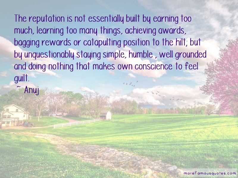 Learning To Be Humble Quotes Pictures 2