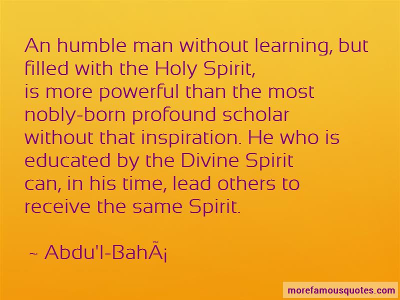 Learning To Be Humble Quotes Pictures 3