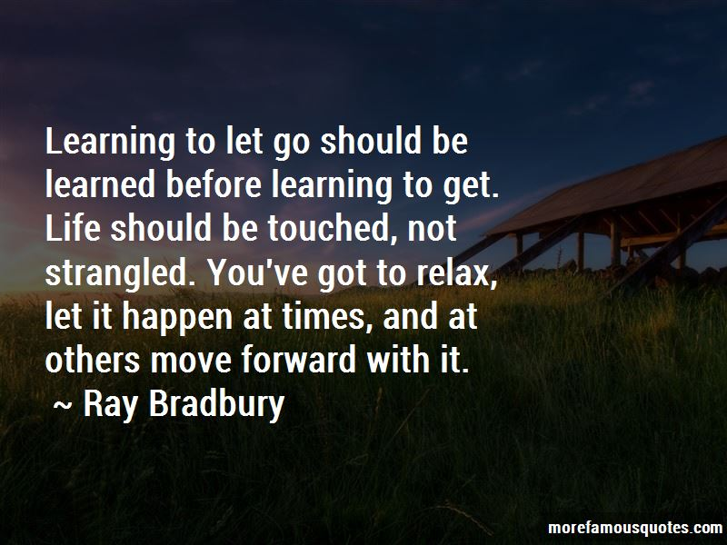 Learning To Let Go Quotes Pictures 4