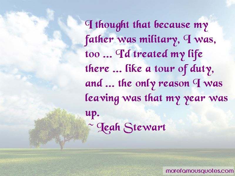 Leaving The Military Quotes Pictures 3