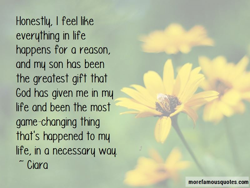 Quotes About Life Happens For A Reason