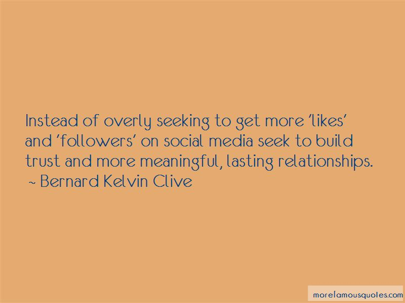 Quotes About Likes And Followers