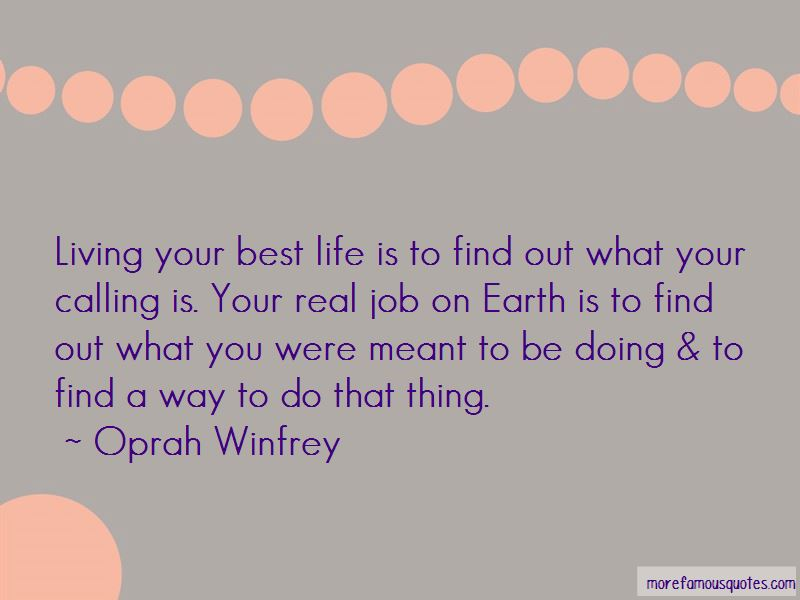 Quotes About Living Your Best Life