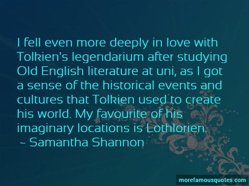 Lothlorien Quotes Pictures 2