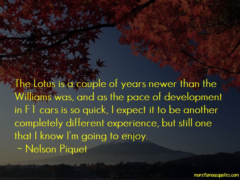 Quotes About Lotus Cars