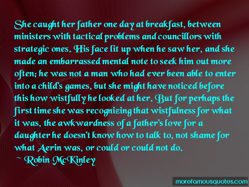 Quotes About Love Between A Father And Daughter