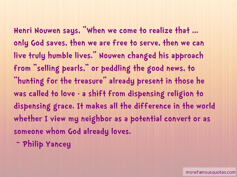 Quotes About Love Henri Nouwen