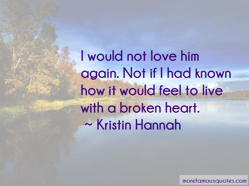 Quotes About Love Him Again