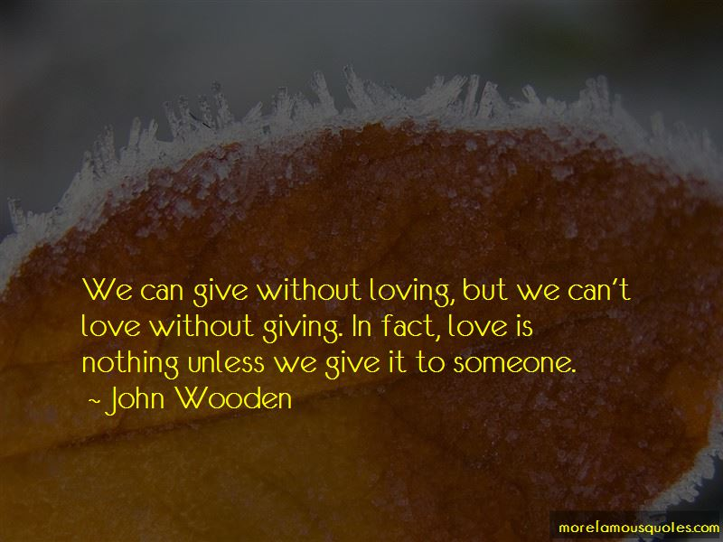 Quotes About Loving Someone But Giving Up