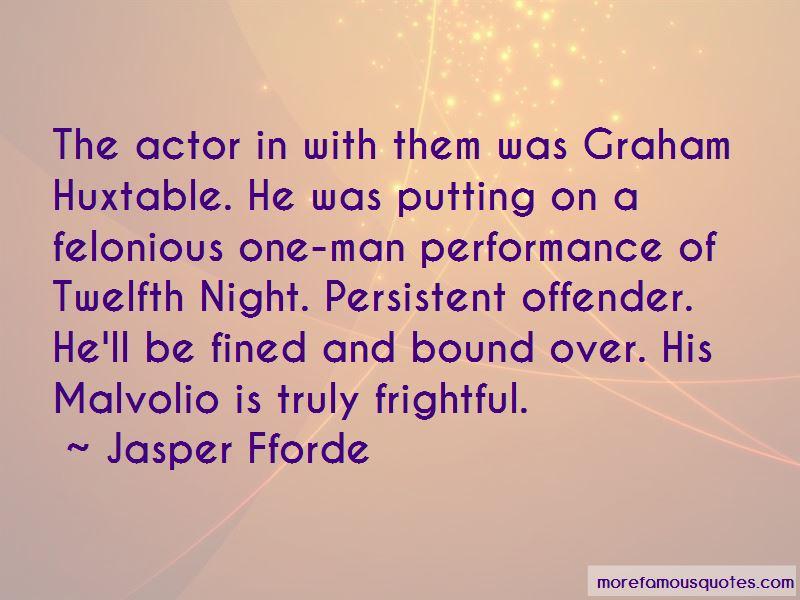 Quotes About Malvolio Twelfth Night