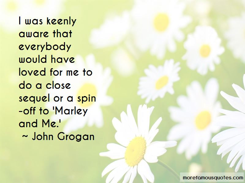 Quotes About Marley And Me