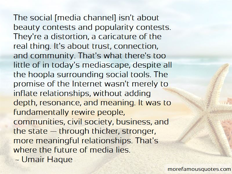 Quotes About Media Lies