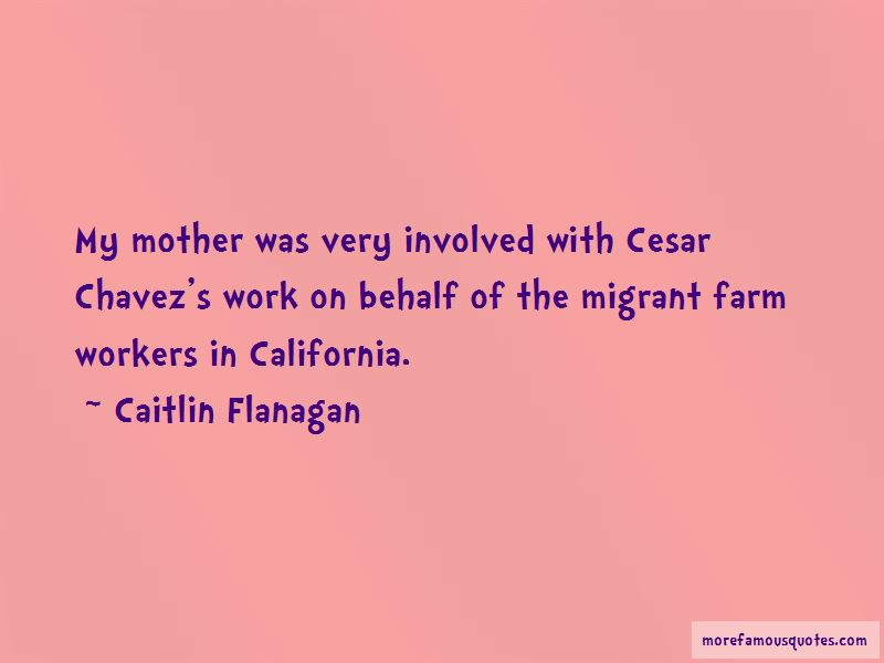 Quotes About Migrant Mother