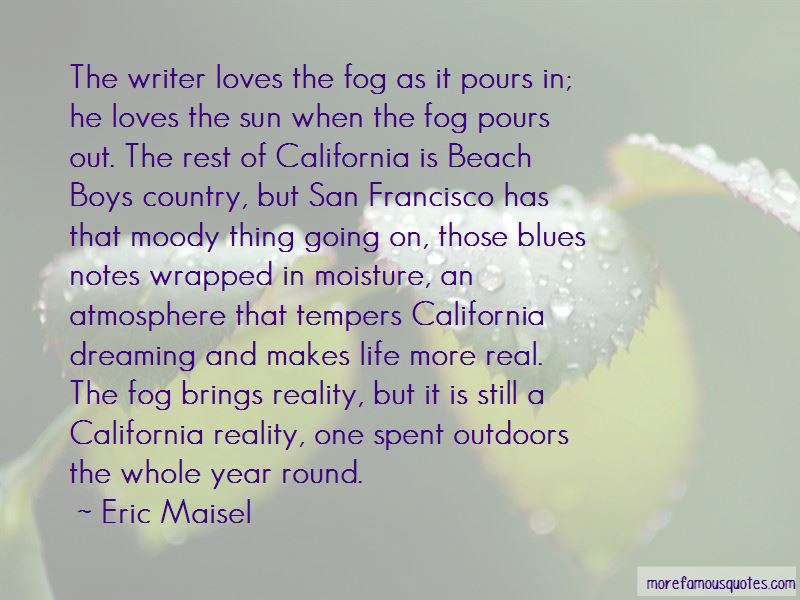 Quotes About Moisture