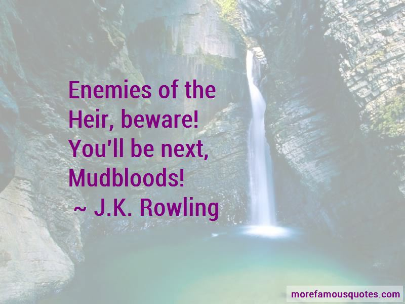 Quotes About Mudbloods
