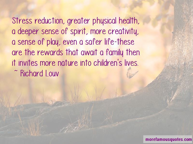 Quotes About Nature And Family