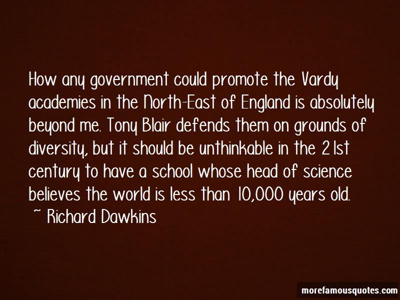 Quotes About North East England
