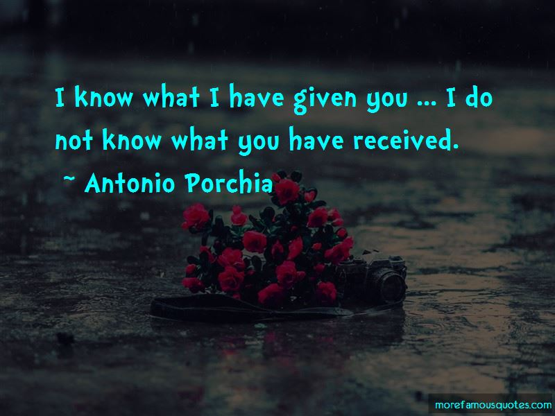 Quotes About Not Know What You Have