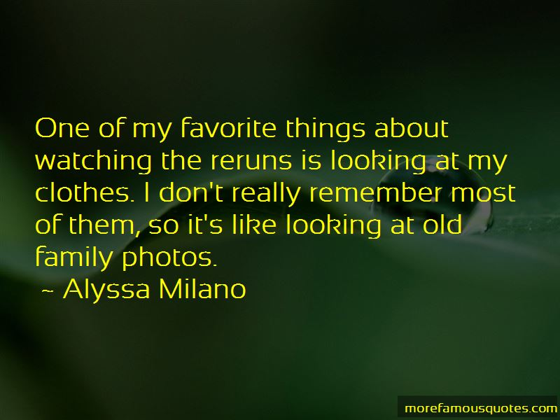 Quotes About Old Family Photos