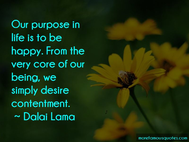 Quotes About Our Purpose In Life