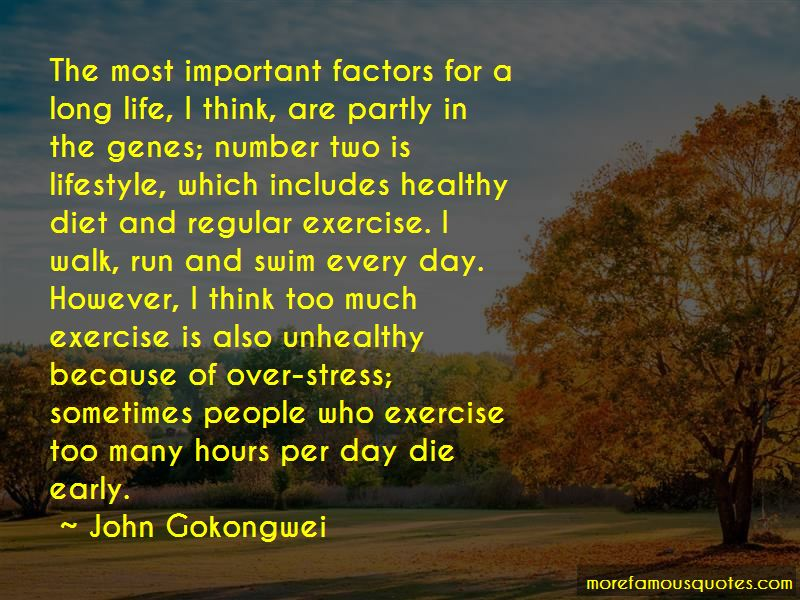 Quotes About Over Stress